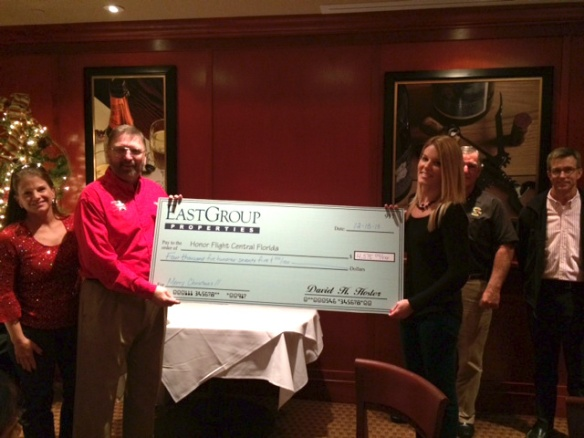 Eastgroup Donation to HFCFL